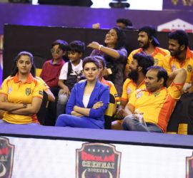 Chennai Team Dugg Out