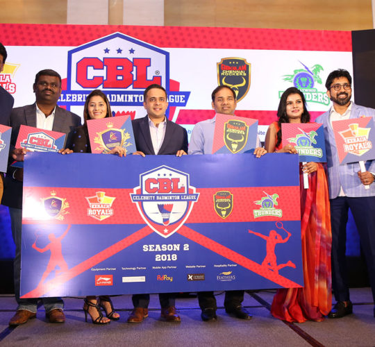 CBL Season 2 Press Meet